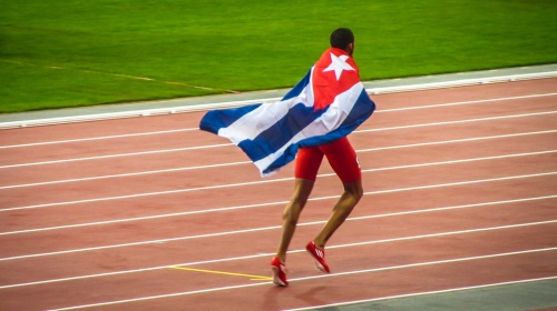 When it comes to sponsorship, Cuban athletes as well as other aspects of the sports industry, could benefit from the recent renewed ties with the US and the talk of lifting the US trade embargo.